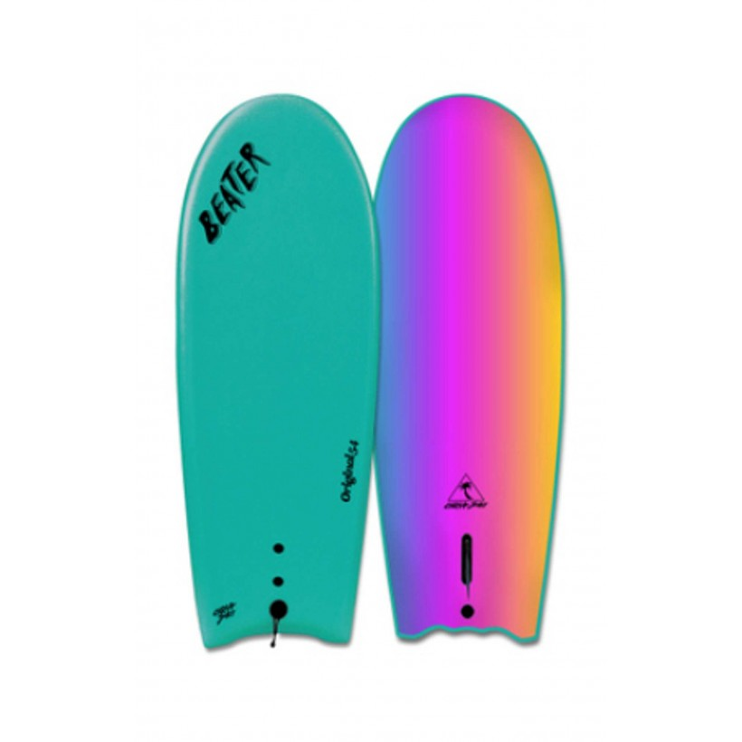PROMOÇÃO: Prancha Catch Surf - Beater Original 54'' -  Single Fin - 2016-EMERALD