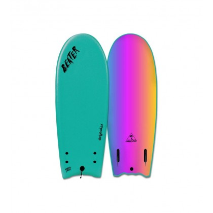 "PROMOÇÃO: Prancha Catch Surf - Beater Original 54"" - Twin Fin-EMERALD GREEN"