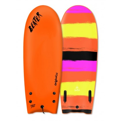 "Prancha Catch Surf - Beater Original 54"" - Twin Fin-SPORTIF ORANGE"