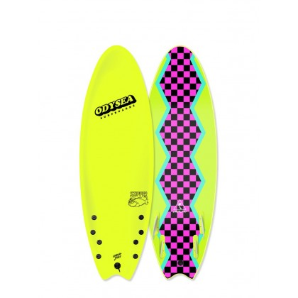 "Prancha Catch Surf - Odysea 5'6"" Skipper Quad"