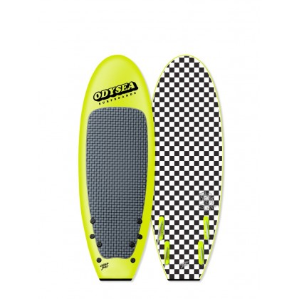 "Prancha Catch Surf - Surfer- Odysea 5'0"" Quad"