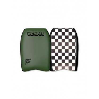 PROMOÇÃO: PRANCHAS CATCH SURF - THE WOMPER- 16 BODY SURF BOARD-MILITARY GREEN 16