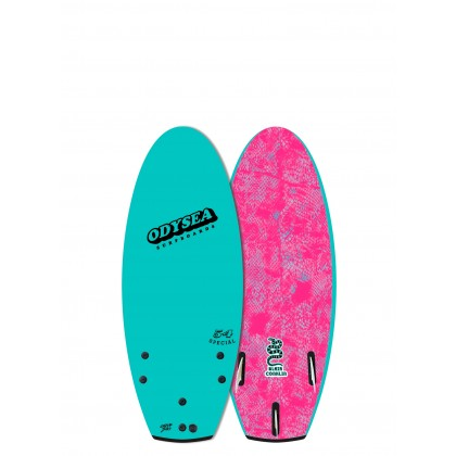 """PRANCHA CATCH SURF - Odysea 54"""" Special Blair Conklin PRO Turquoise 20"""