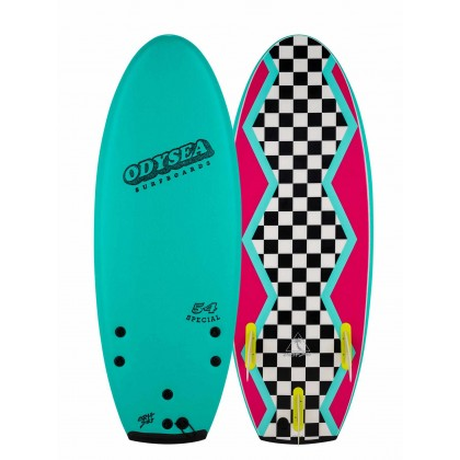 """Prancha Catch Surf - Odysea 54"""" Special Tri - 4'6""""-Turquoise 19"""