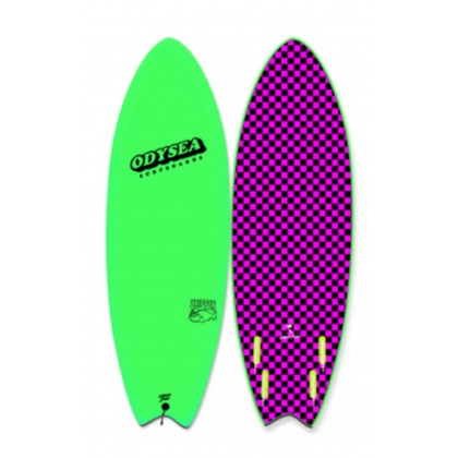 "Prancha Catch Surf - Odysea 6'0"" Skipper- Quad"