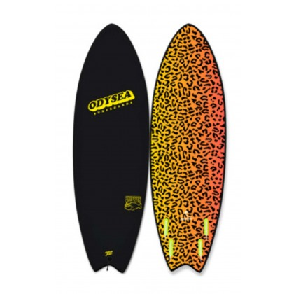 "PRANCHA CATCH SURF - ODYSEA 6'6"" SKIPPER- QUAD"