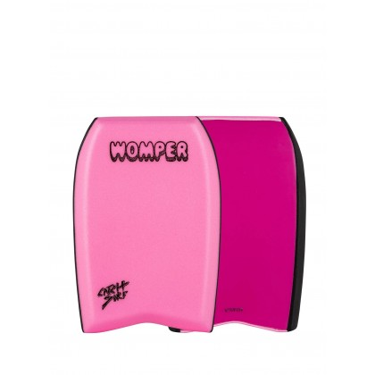 The Womper- 16 Body Surf Board Hot Pink 20