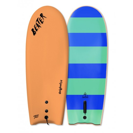 Prancha Catch Surf - Beater Original 54'' - Single Fin-PILSNER